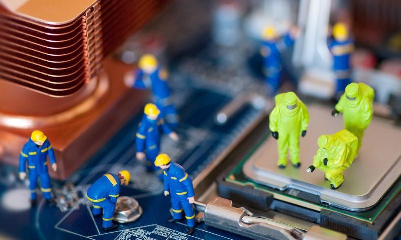 Computer Repair Virus Removal