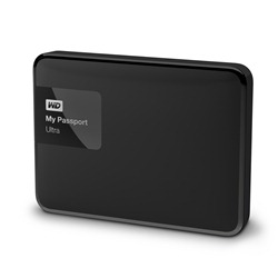 Western Digital My Passport Ultra Backup