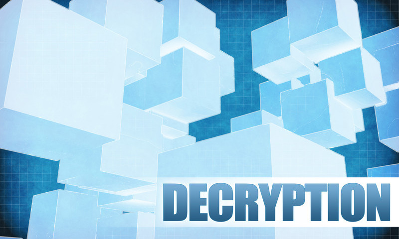Ransomware Decryption